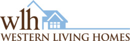 Western Living Homes logo, one of the approved builders for Rosewood community. Find a new home from them in the Secord Community.