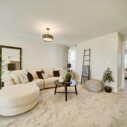 bonus room in the midland by western living homes