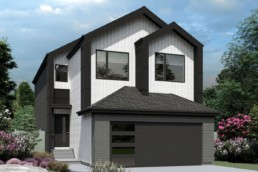 Orlando show home by Landmark Homes