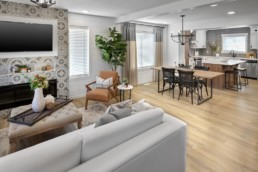 Rosewood townhome The Virginia