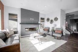 Alternate View of The Orlando Living Room