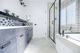 Master Ensuite in The Orlando Showhome by Landmark Homes