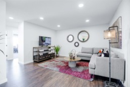 Upper Floor Living Area in The Orlando Showhome in Rosewood