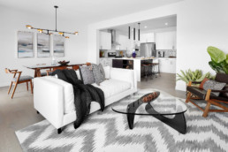 Alternate View of The Grahame Showhome Living Room