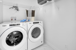The Grahame Showhome Laundry Room