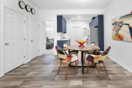 The Grahame Showhome Basement Suite